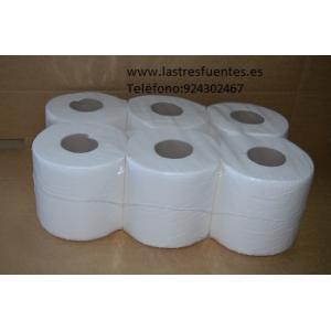 6 Unidades Papel Tissue
