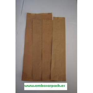 bolsas papel panadería kraft