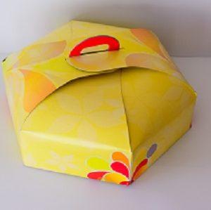 cajas tartas redondas