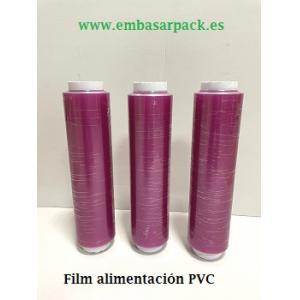 FILM ALIMENTACIÓN PVC