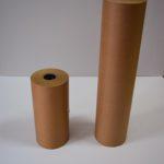 bobina de papel kraft verjurado