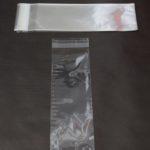 bolsas celofan pp 7x20 con cierre adhesivo