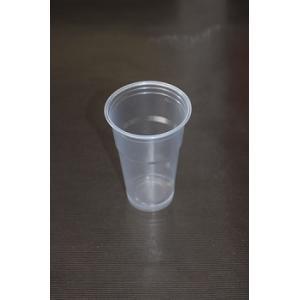 vasos plástico transparente irrompible