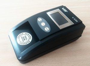 detector de billetes falsos vail v530