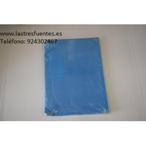 Papel Azul Seda