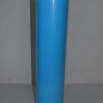 rollo papel azul claro