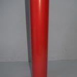 rollo papel rojo