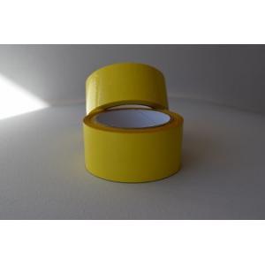 cinta adhesiva 66x48 pvc amarillo