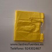 Bolsa Camiseta Amarillo