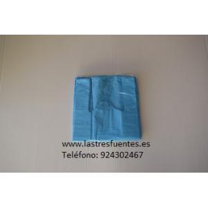Bolsa Camiseta Azul 42X53