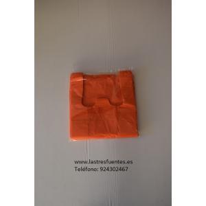 Bolsa Camiseta Naranja 42X53