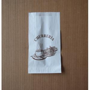 Bolsas de papel para churrería