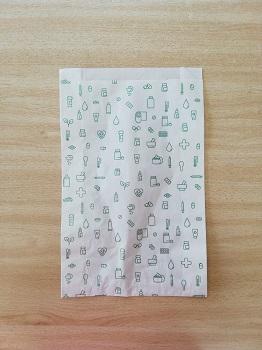 bolsa papel farmacia