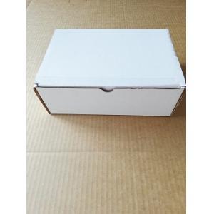 caja troquelada blanca