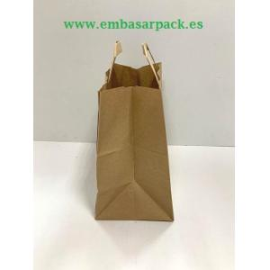 Bolsa take away kraft